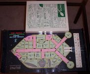 Board Game: The Awful Green Things From Outer Space
