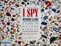 Board Game: I Spy Memory Game