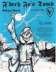 RPG Item: F'dech Fo's Tomb