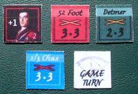 """Board Game: """"La Garde recule!"""""""