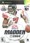Video Game: Madden NFL 2004