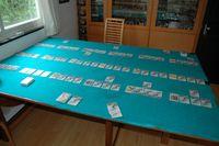 Shiloh historical scenario using all 400 cards
