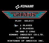 Video Game: Gradius