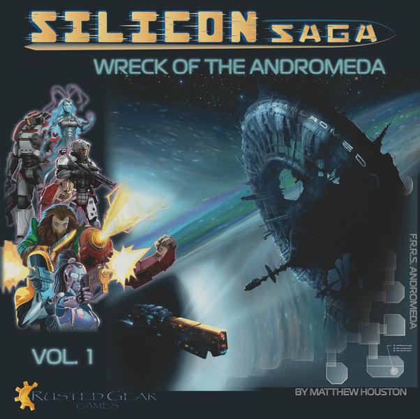 Silicon Saga: Wreck of the Andromeda
