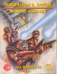 Board Game: Federation & Empire: Module 2 – Marine Assault