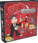 Board Game: Ca$h 'n Guns (Second Edition)