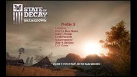 Video Game: State of Decay - Breakdown