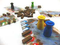 Board Game: Da Yu: The Flood Conqueror
