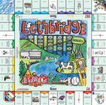 Board Game: Lethbridge On Board
