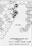 Board Game: La Bataille de York 1813