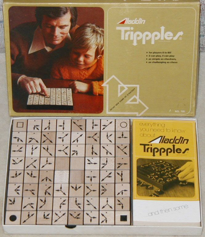 Board Game: Trippples