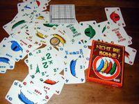 Board Game: Nicht die Bohne!