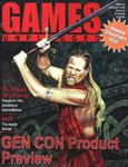 Issue: Games Unplugged (Issue 1 - June 2000)