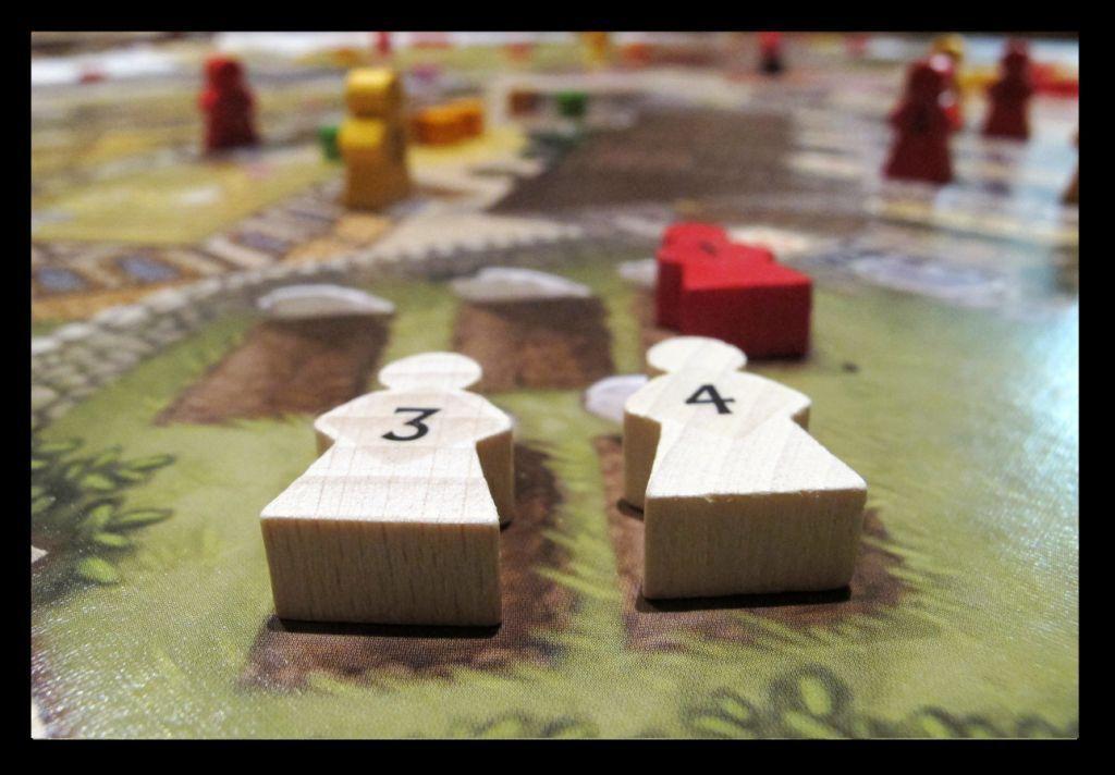 Board Game: Village