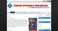 RPG Item: Super Powers Unlimited