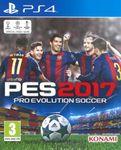 Video Game: Pro Evolution Soccer 2017