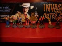 Board Game: Invasion from Outer Space: The Martian Game