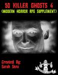 RPG Item: 50 Killer Ghosts 4
