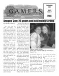 Issue: GAMERS Newspaper (Vol. 5, Issue 2 - Sep 2011)