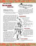 RPG Item: The Sea Devil Prestige Class