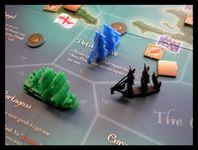 Board Game: Merchants & Marauders