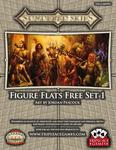 RPG Item: Sundered Skies Figure Flats Free Set 1
