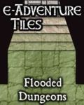 RPG Item: e-Adventure Tiles: Flooded Dungeons