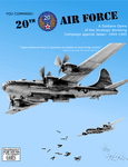Board Game: 20th Air Force