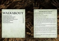 RPG Item: Walkabout