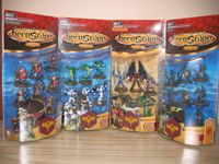 Board Game: Heroscape Expansion Set: Malliddon's Prophecy