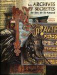 RPG Item: Les Archives Secrètes du Duc de St-Amand
