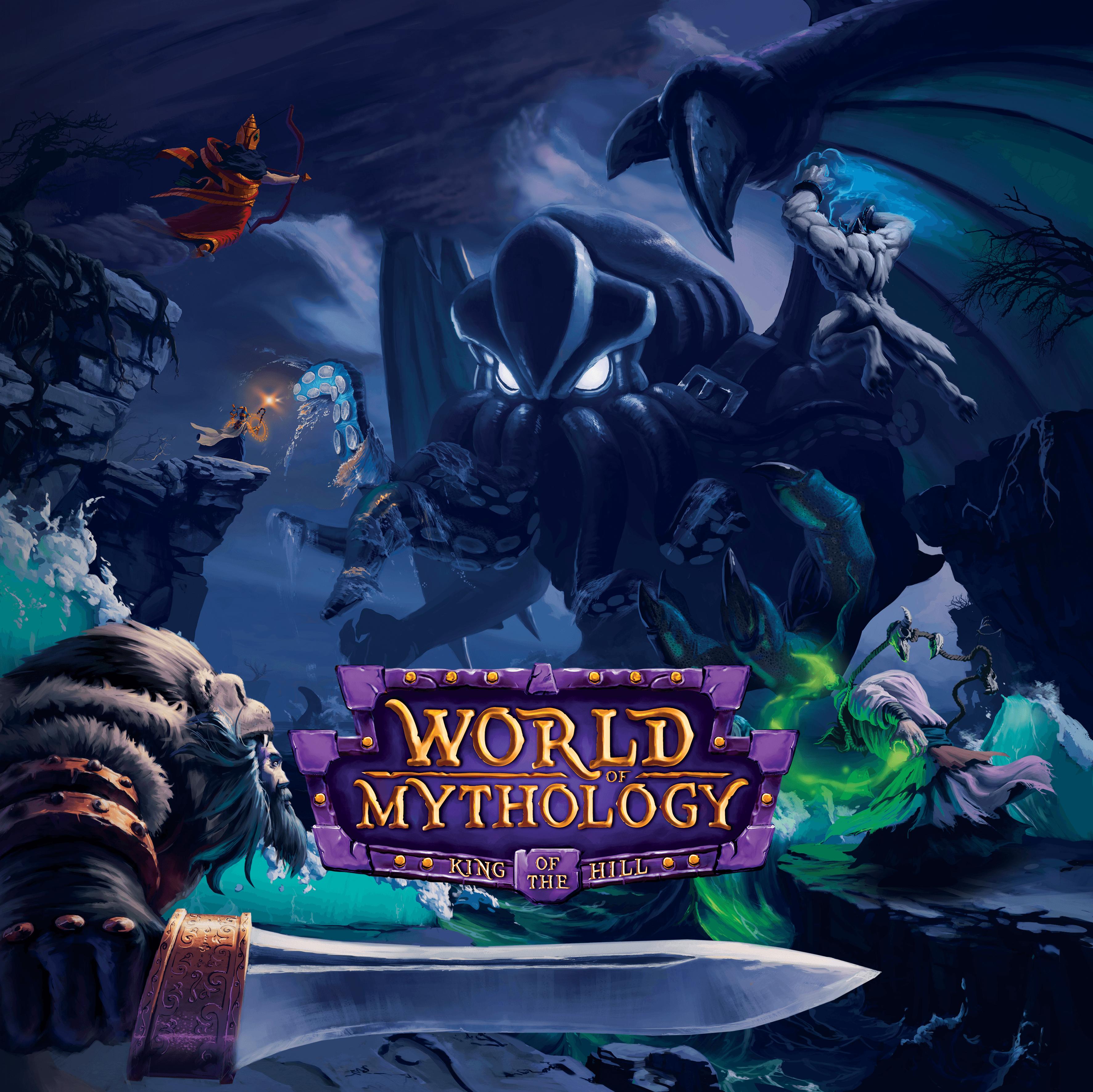 World Of Mythology: King Of The Hill