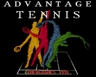 Video Game: Advantage Tennis