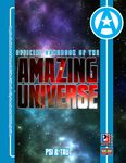 RPG Item: Official Handbook of the Amazing Universe: Psi & Tau