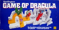 Board Game: Game of Dracula
