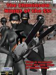 RPG Item: The Chainsaw Ninjas of the SS!
