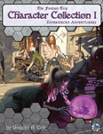 RPG Item: Character Collection 1: Experienced Adventurers