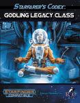 RPG Item: Starfarer's Codex: Godling Legacy Class