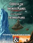 RPG Item: Codex of the Infinite Planes Collected 1: The Inner Planes