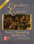 RPG Item: Legendary Locations: Avara's Astounding Apothecary