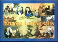 Board Game: Europa Universalis