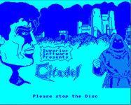 Video Game: Citadel (BBC Micro)
