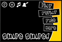 Video Game: ShapeShape