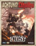 RPG Item: Achtung! Cthulhu Crossover Series: Secrets of the Dust