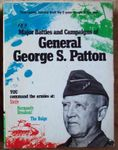 Board Game: Major Battles and Campaigns of General George S. Patton