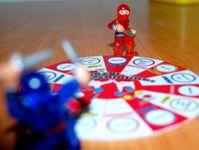 Board Game: Bonsai Samurai