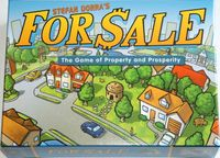 Board Game: For Sale