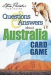 Board Game: Questions And Answers About Australia Card Game