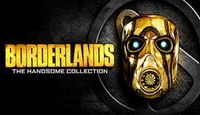 Video Game Compilation: Borderlands: The Handsome Collection