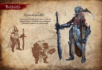 Character: Commander